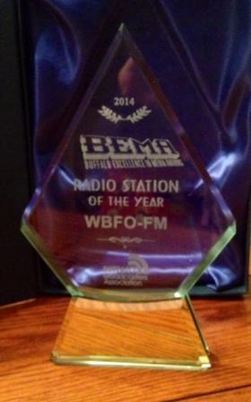 BEMA Award, 2014 Radio Station of the Year