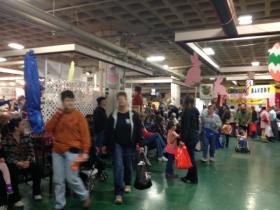 The Broadway Market.