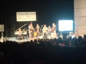 The Thelonious Monk Institute of Jazz performs at Academy for Visual and Performing Arts in Buffalo.
