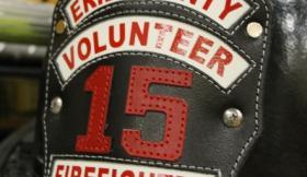 Volunteer firefighters.