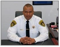 Chemung County Sheriff Chris Moss