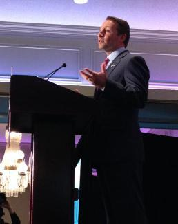 Rob Astorino will be on the November ballot as the Republican candidate for New York governor.