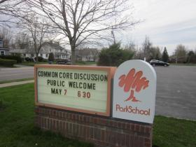 Park School officials believe their standards are taught more effectively than those offered under the Common Core.