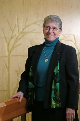 St. Bonaventure President Sr. Margaret Carney