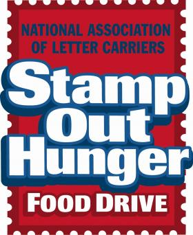 Stamp Out Hunger food drive to take place Saturday.