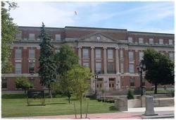 Bennett High School, Main Street, Buffalo, NY.