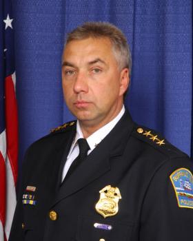 Police Commissioner Daniel Derenda