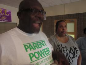 Parents with children in Buffalo schools continue to pressure city school administrators.