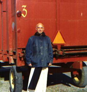 Trappist monk Thomas Merton
