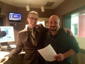Theater Talk host Anthony Chase & WBFO'S Gabe DiMaio bring you the weekly theater roundup!