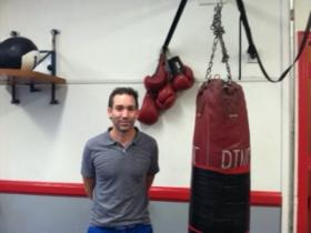 "Writer/director Dan Shanahan adds boxing to the many elements utilized in his production of ""STONEHOUSE."""