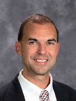 Hamburg Schools Superintendent Richard Jetter, now on leave.