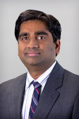Dr. Raj Rajnarayanan is studying the connection between certain chemicals and sleep troubles.