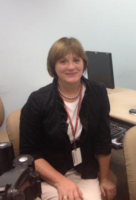 Diane McLaughlin is ECC's Say Yes coordinator for the summer program.