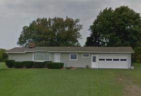 A Google street view of 8448 Titus Rd., where the apparent homicide took place.