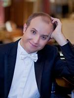 Pianist Alexander Gavrylyuk performs at the Amphitheater Wednesday and Saturday