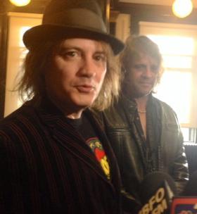 Geno McManus, Buffalo Music Hall of Fame inductee