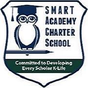 SMART Academy logo for proposed school.