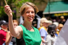 Zephyr Teachout's name will appear in next month's Democratic primary.