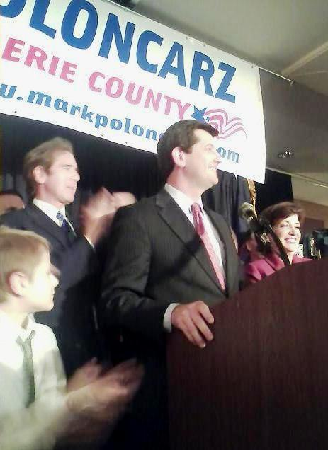 Erie County Executive Mark Poloncarz