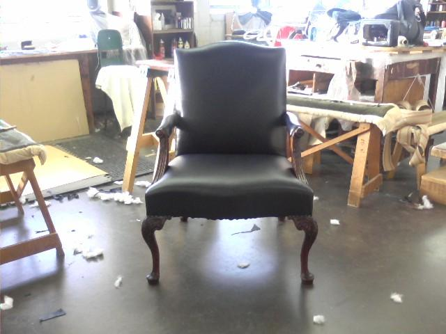 Kittinger's Presidential fireside chair