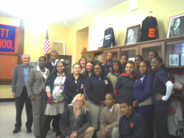 Bennett High School seniors to attend Inauguration