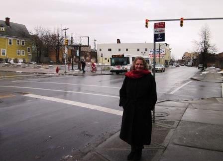 Community organizer Cornelia Dohse-Peck