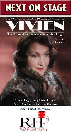 """""""Vivien:  The Triumph and madness of Vivien Leigh""""."""