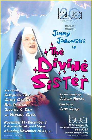 The Divine Sister, by  Buffalo United Artists