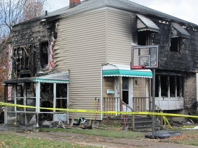 West  Seneca fatal fire