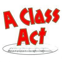 Musicalfare Theatre, logo for A Class Act