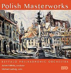 """Buffalo Philharmonic Orchestra """"Polish Masterworks"""""""