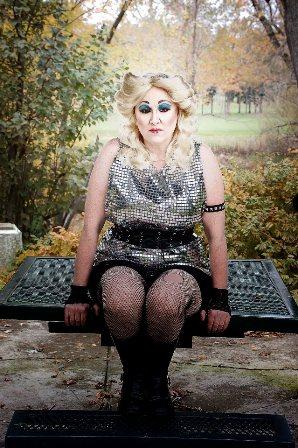 Loraine O'Donnell is staring in Hedwig and the Angry Inch at the Alt theatre in Buffalo