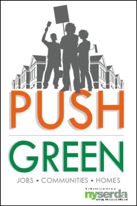 PUSH Green logo