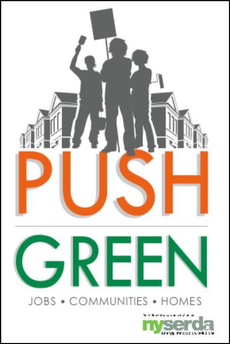 PUSH Green logo