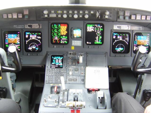 Inside Delta's Canadair CRJ-700