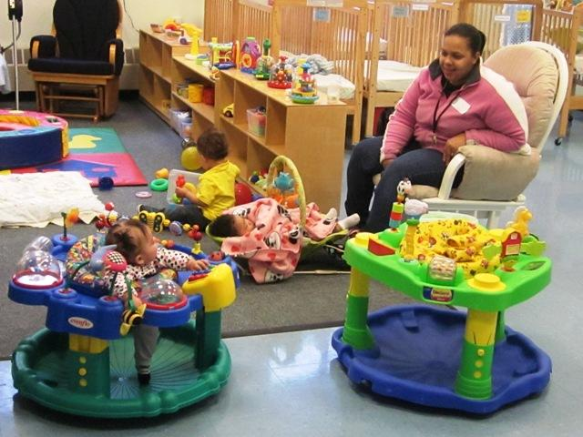 The Belle Center's Early Childhood Program