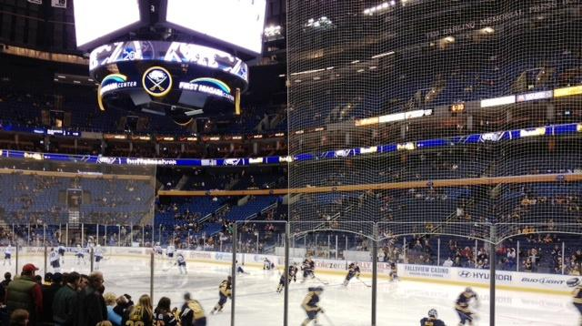 Inside First Niagara Center
