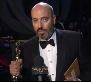 Mark Bridges, Niagara Falls, NY native wins Oscar