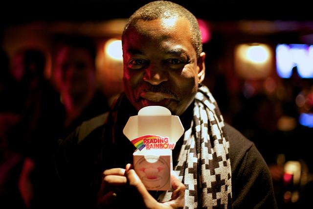 Reading Rainbow, the now-defunct PBS show, is going high tech.