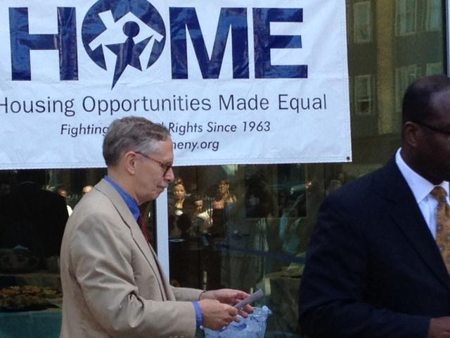 HOME executive director Scott Gehl