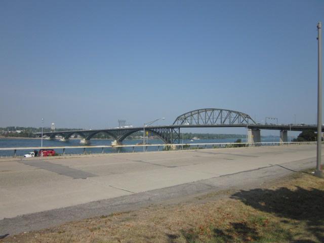 Peace Bridge, Buffalo, NY