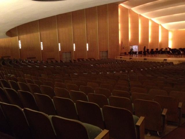 Sprucing Up Kleinhans Music Hall Wbfo