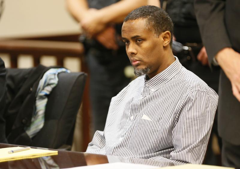 Mohamud faces a charge of second-degree murder for allegedly beating his stepson to death.