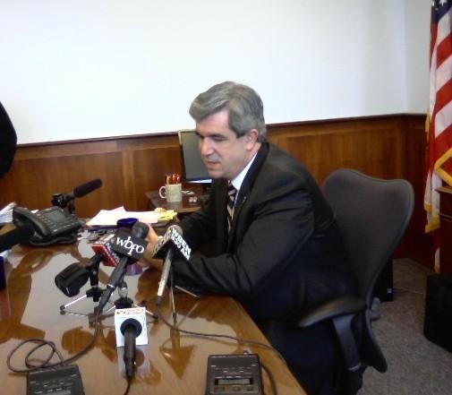 Erie County District Attorney Frank Sedita