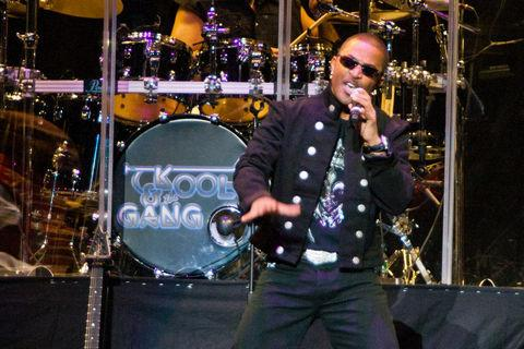 Shawn McQuiller of Kool & the Gang