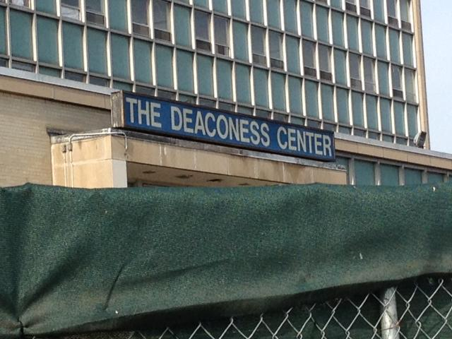 Former Deaconess Center