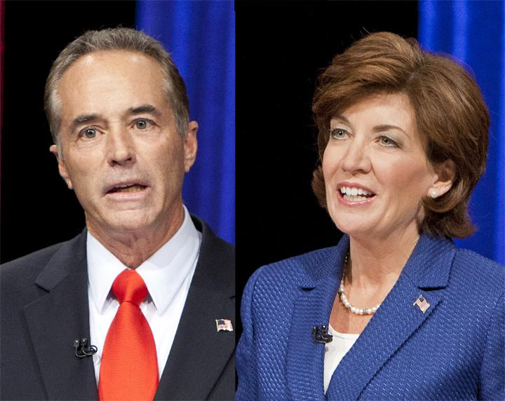 Chris Collins & Kathy Hochul