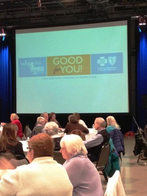 "BlueCross BlueShield of Western New York and WNED presented ""Good For You!"""