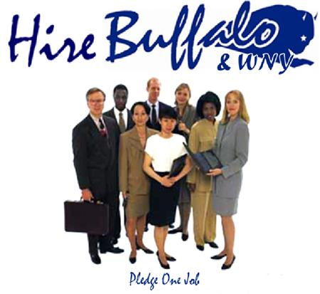 Hire Buffalo logo